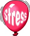 Stress kills your ability to play!.